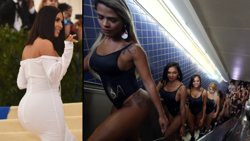 Founder Of The Miss BumBum Competition Urges Brazilian Women To Stop Copying Kim Kardashian
