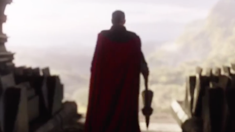 People Think New Avengers: Endgame Teaser Shows Thor Hunting Down Thanos