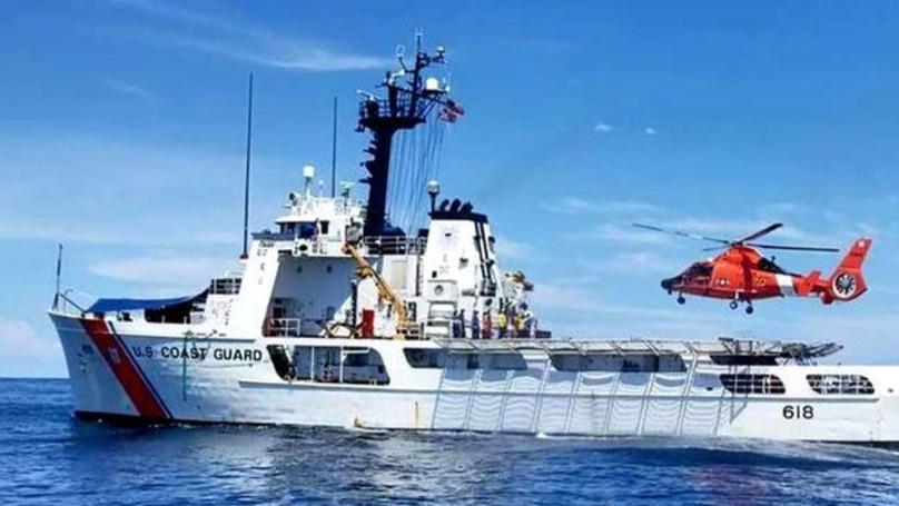 US Coast Guard Crews Intercept Cocaine Worth $87Million