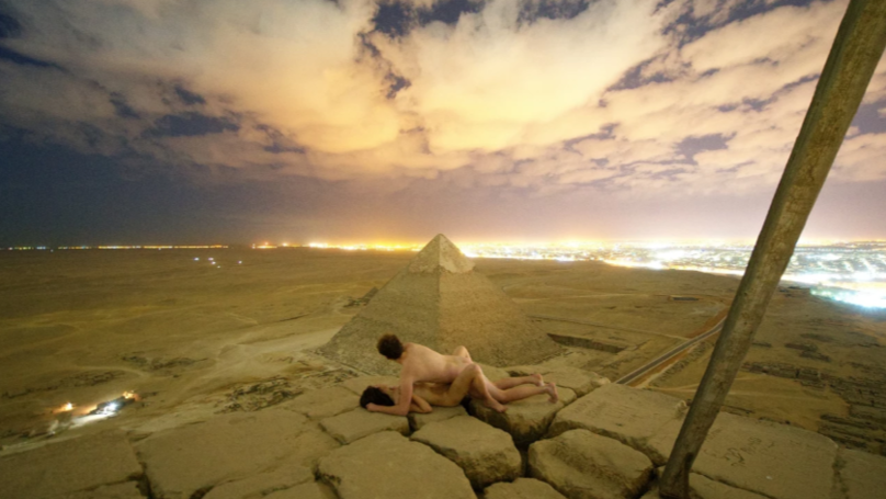Egypt Investigating Photograph Of Man Having Sex With Woman On Great Pyramid