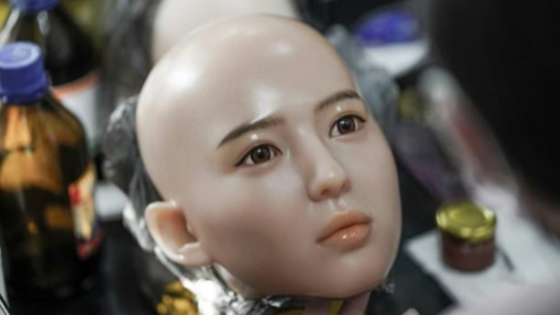 Inside The Chinese Factory Making Smart Sex Robots