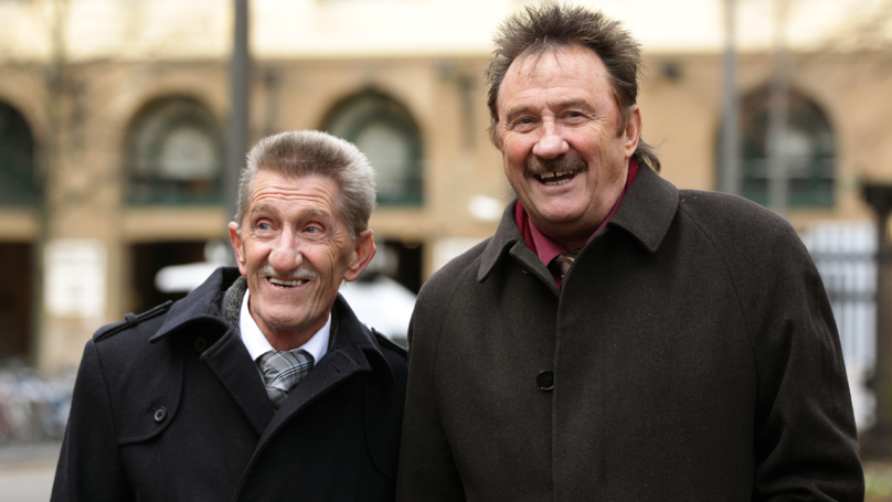 Paul Chuckle Pays A Touching Tribute To His Late Brother Barry