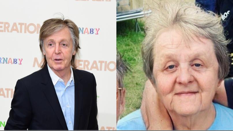 Lewis Capaldi Looks Like Paul McCartney In FaceApp Photo