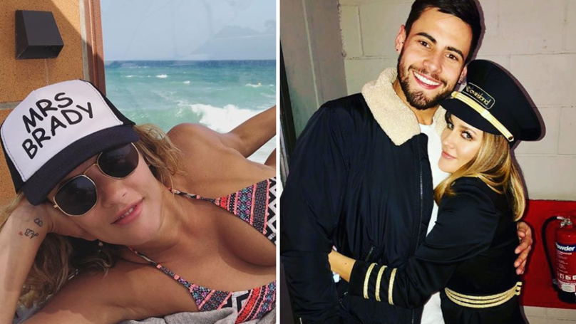 Caroline Flack And Andrew Brady Announce Split Three Months Into Their Engagement