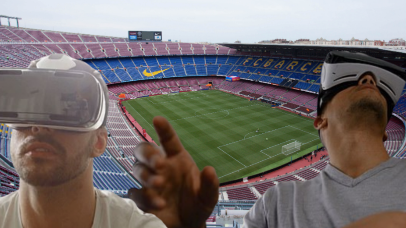 Barcelona To Introduce Virtual Reality 5G Coverage For Armchair Supporters