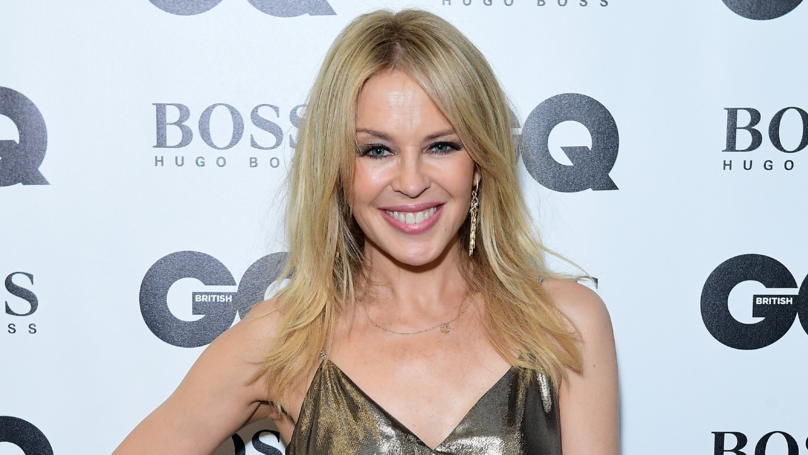 Kylie Minogue Confirmed For 'Legend' Slot At Glastonbury 2019
