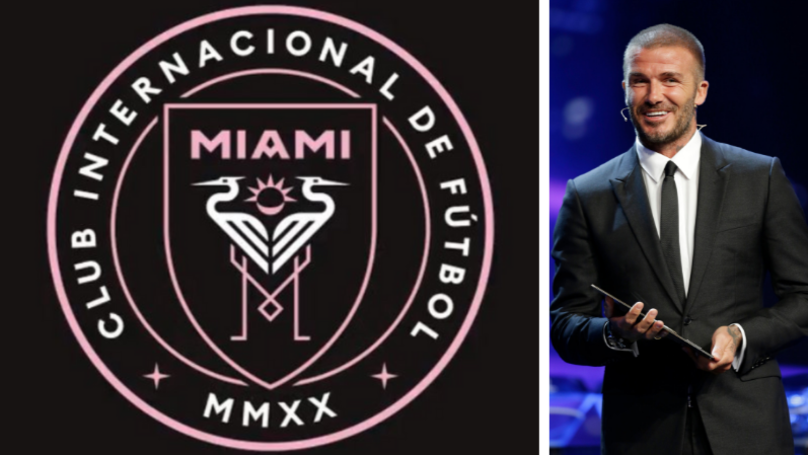 David Beckham's MLS Franchise Reveal Their Name And Club Crest