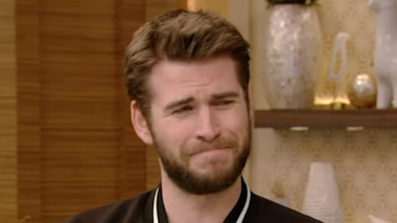 ​Liam Hemsworth Gets Emotional Revealing Miley Cyrus Has Taken His Name