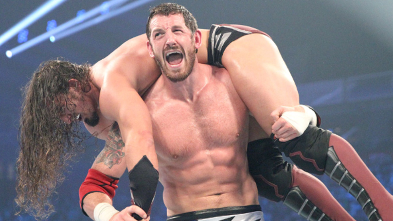 Former WWE Superstar Wade Barrett Showers Praise On Neville