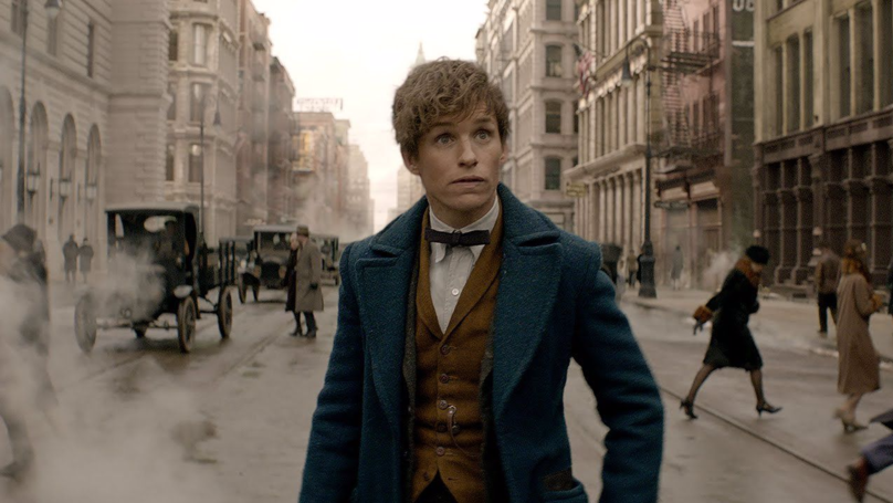 Harry Potter And Newt Scamander Crossed Paths At Hogwarts And Here's The Proof