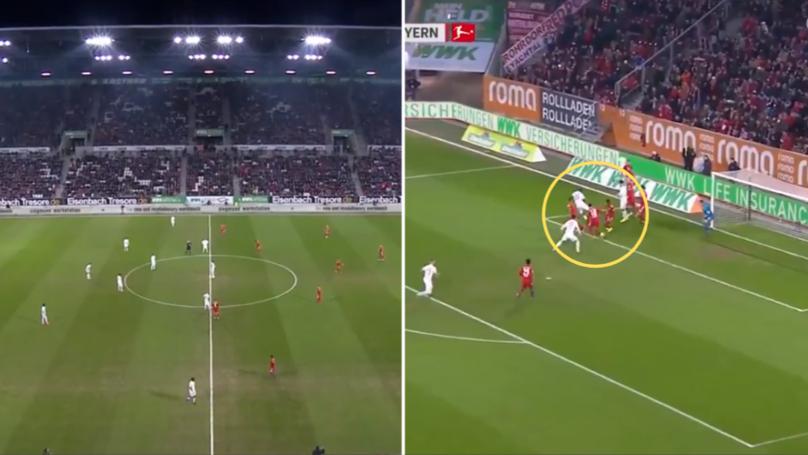 Bayern Munich's Leon Goretzka Scores Own Goal In Just 14-Seconds