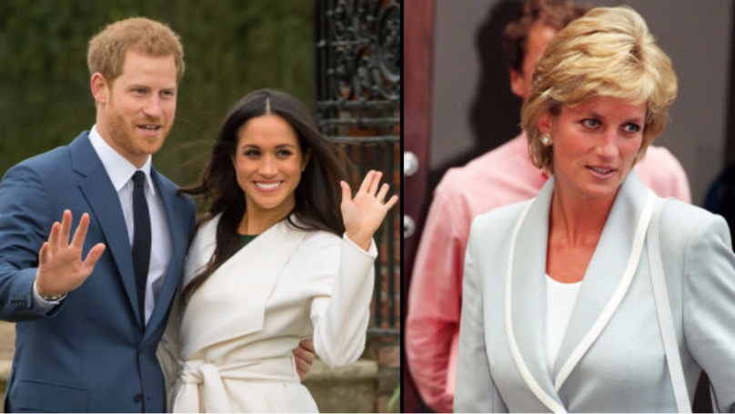 Prince Harry's Engagement Ring For Meghan Markle Is Also A Tribute To His Mother