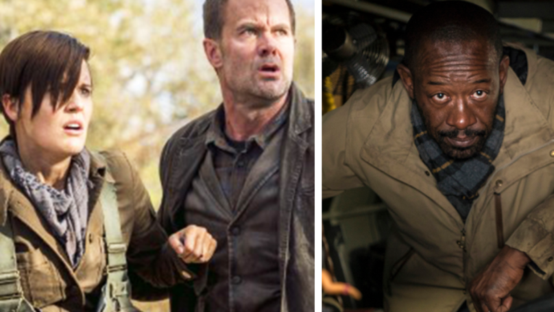Garret Dillahunt Reveals Details About His Character In For Fear The Walking Dead Season Four