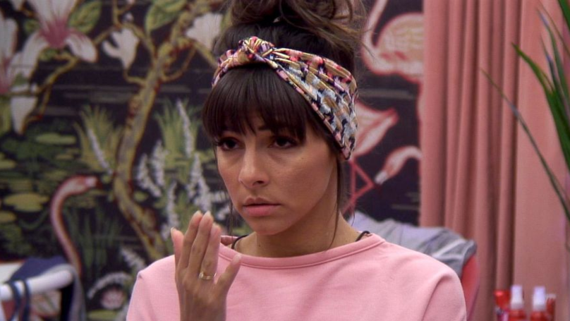 Roxanne Pallett Quit Celebrity Island After Five Days Over Childhood Memory