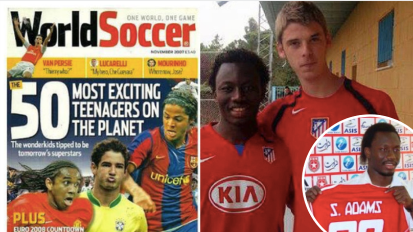 What Happened To The Most Exciting Teenager In World Football: Sadick Adams