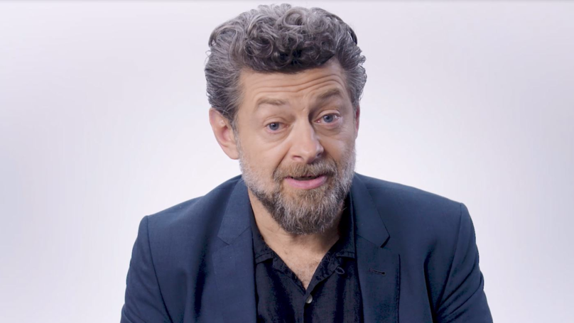 ​Andy Serkis Talks Ape Mode, Orlando Bloom's Member And Boozing With Woody Harrelson