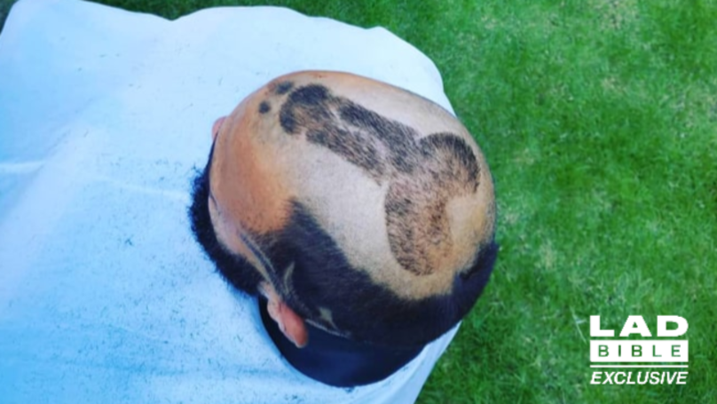 Barber Shaves A Penis On Mate's Head Then 'Runs Out' Of Razors