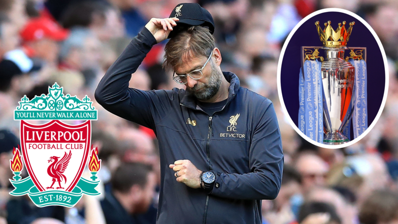 Liverpool Failed To Win The Premier League Title After Being Top At Christmas Day