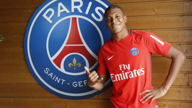 best service 7c4a3 b38f7 Kylian Mbappe Jersey No Revealed, See How Much It Will Cost ...