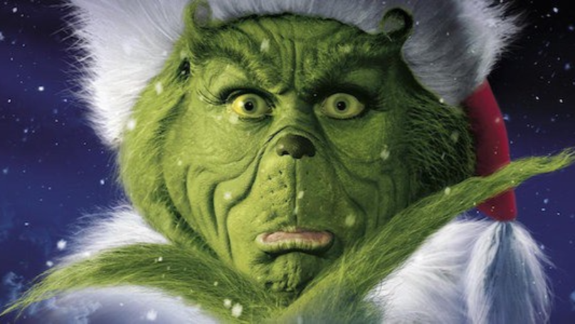 ​Jim Carrey's Makeup Artist 'Had To Go To Therapy' Because Of How He Acted During 'The Grinch'