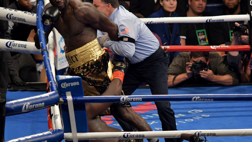 Deontay Wilder Says He Is Ready To Take On Anthony Joshua After Beating Luis Ortiz