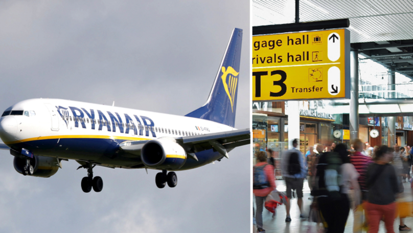 You'll Now Have To Pay For All Of Your Luggage On Ryanair Flights