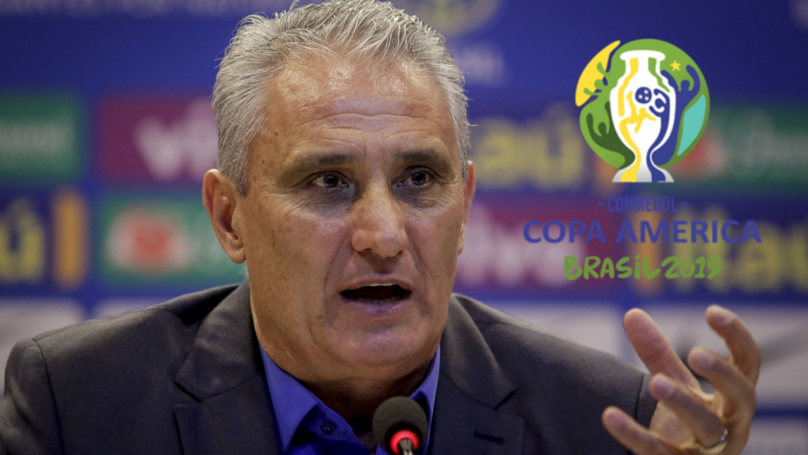 Brazil Announce Their Copa América Squad, Some Big Names Missing From The Team
