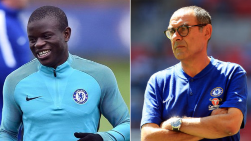 Chelsea Massively Missed N'Golo Kante In The Community Shield Final, Fans React