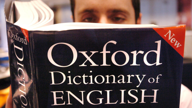 The Oxford English Dictionary Has Added Some Bizarre Northern Words