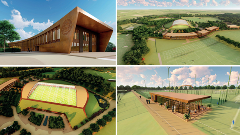 Leicester City's New State Of The Art Training Ground To Be 'The Most Advanced In Europe'