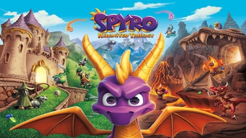 ​Spyro: Reignited Trilogy PlayStation Trophies Revealed, 3 Platinums In 1
