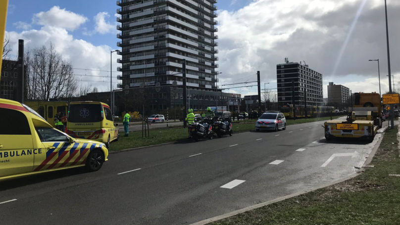 Several People Injured After Gunman Opens Fire On Tram In Utrecht