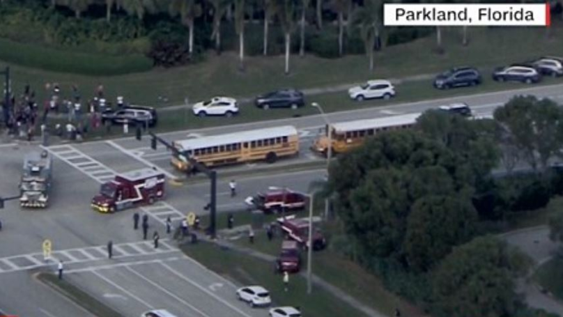 Multiple People Killed In High School Shooting In Florida