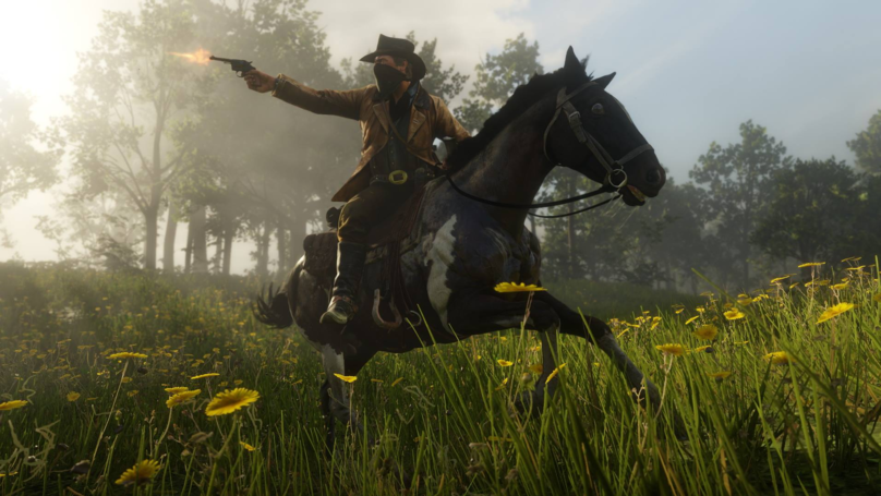 ​Secret Red Dead Redemption 2 Demo Almost Sends Gamestop Employees To Sleep