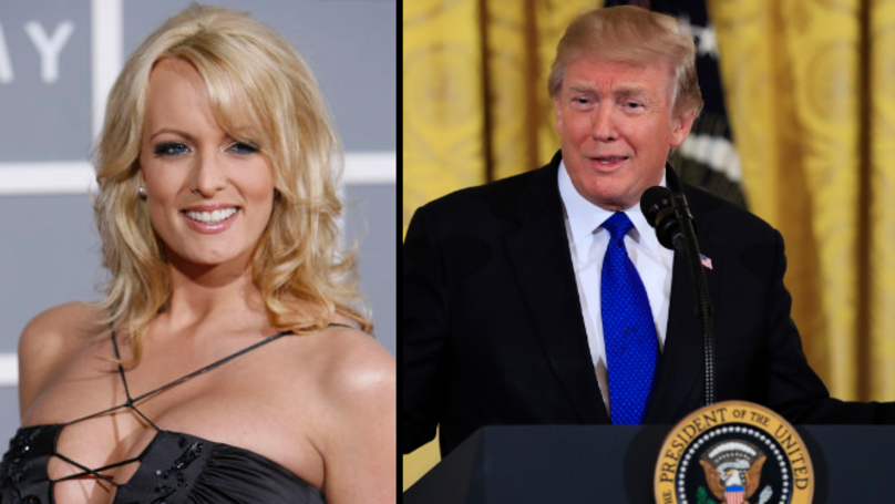 Stormy Daniels Refuses To Reveal If She Had Sex With Trump In First TV Interview