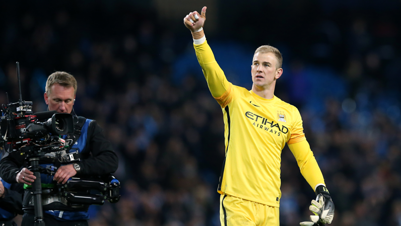 Manchester City Consider Honouring Joe Hart After Goalkeeper's Departure