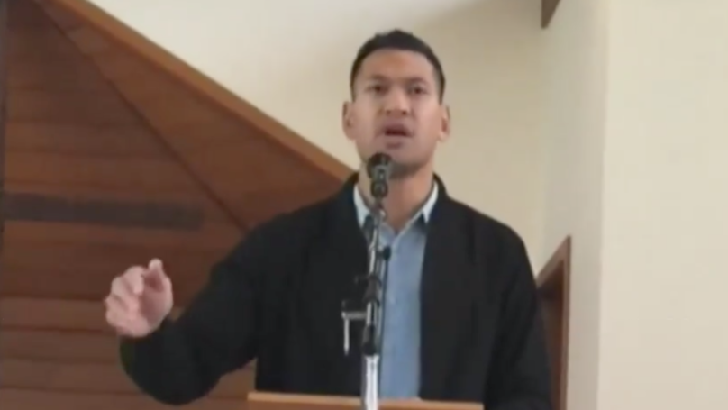 Israel Folau Launches New Attack On Gays And Transgender Children