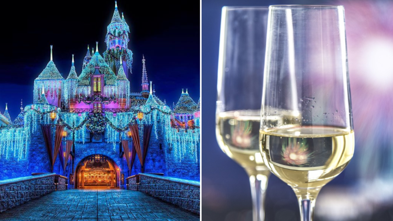 Disneyland Will Now Be Serving Alcohol And What A Time To Be Alive