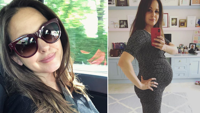Giovanna Fletcher Reveals Feeling Like She'd Failed After Miscarriage
