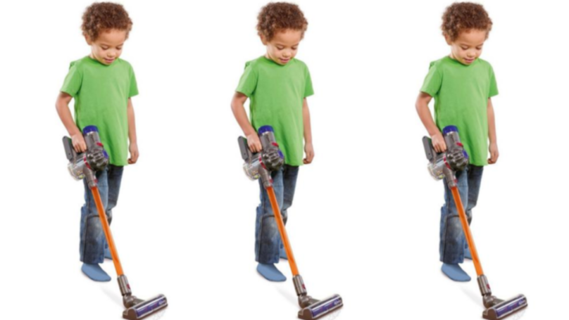 Dyson Is Selling £22 Vacuums For Children That Actually Work