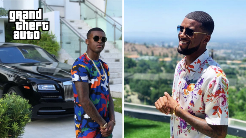 Gini Wijnaldum's Life Is A GTA Loading Screen