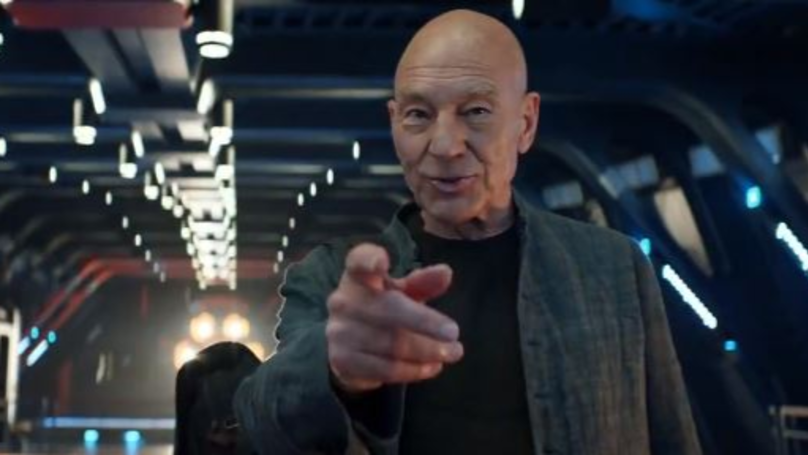 Star Trek: Picard Trailer Released At San Diego Comic-Con 2019