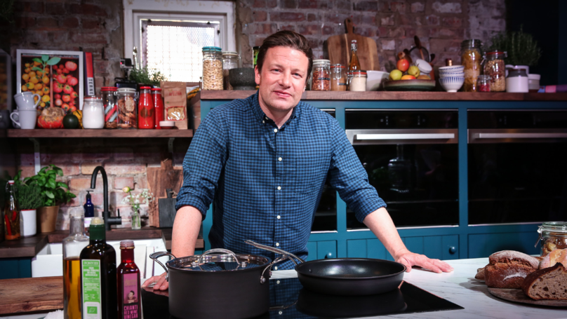 Jamie Oliver's Restaurant Empire Collapses Leaving 1,000 Jobs At Risk