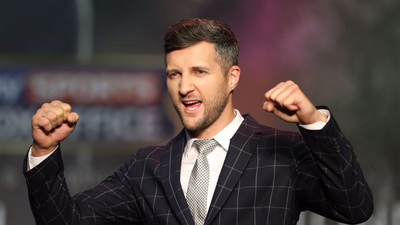 Boxing Fans All Made The Same Joke About Carl Froch Last Night