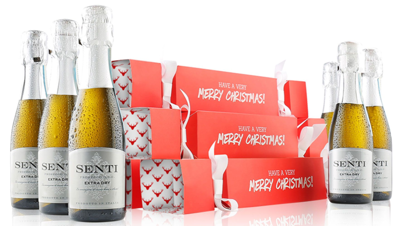 Prosecco Christmas Crackers Are The Festive Fizz We Need This Winter