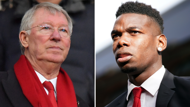 The Main Reason Why Sir Alex Ferguson Did Not Trust Paul Pogba