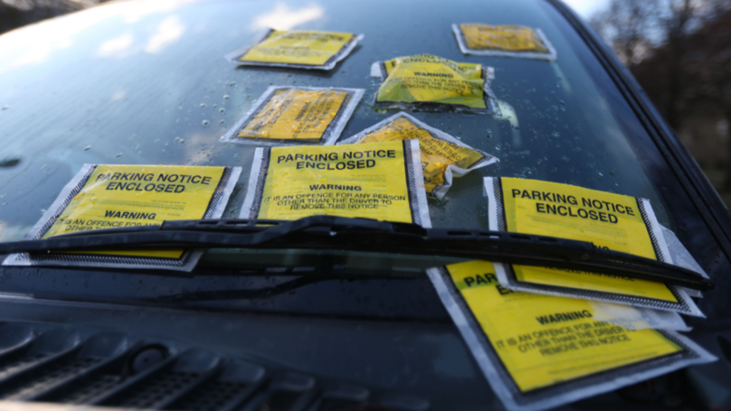 Couple Fined For Parking In 'Free' Car Park