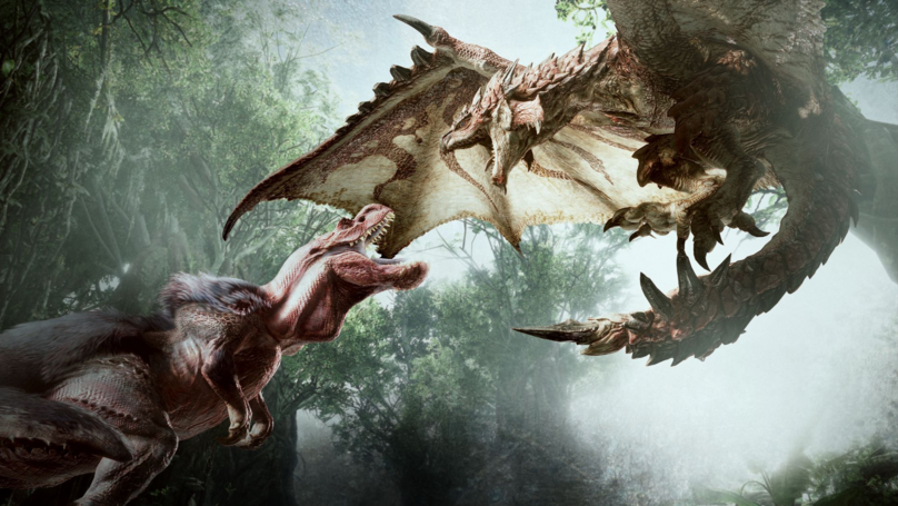 The Monster Hunter Movie Looks A Lot More Monster Hunter-y In New Photo