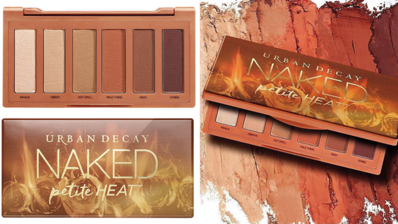 Urban Decay Dropping New Heat Palette 24 Hours Early In Flash Sale