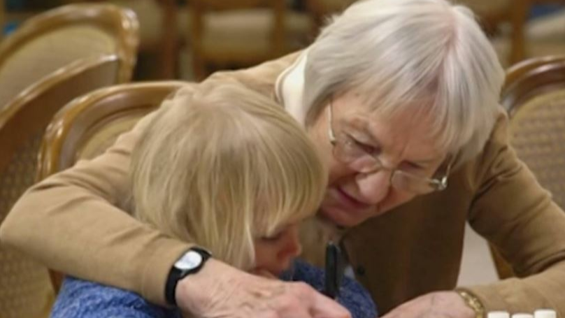 Old People's Home For 4 Year Olds Viewers In Bits Over Little Girls's Heartache Confession
